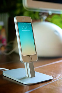 New iPhone/iPad mini stand