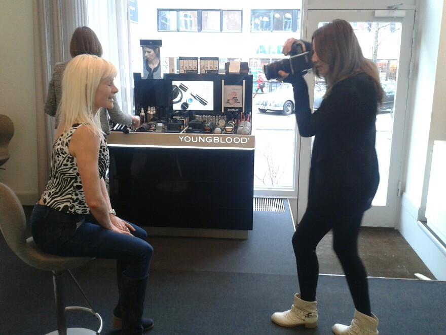 Makeover at Helle Thorup Spa - 2