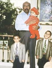 Baba-Leader, Sheikh Saad Al-Abdullah Al-Salim Al-Sabah
