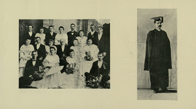 Samuel Palmer Brooks' 30th anniversary of his Baylor graduation program
