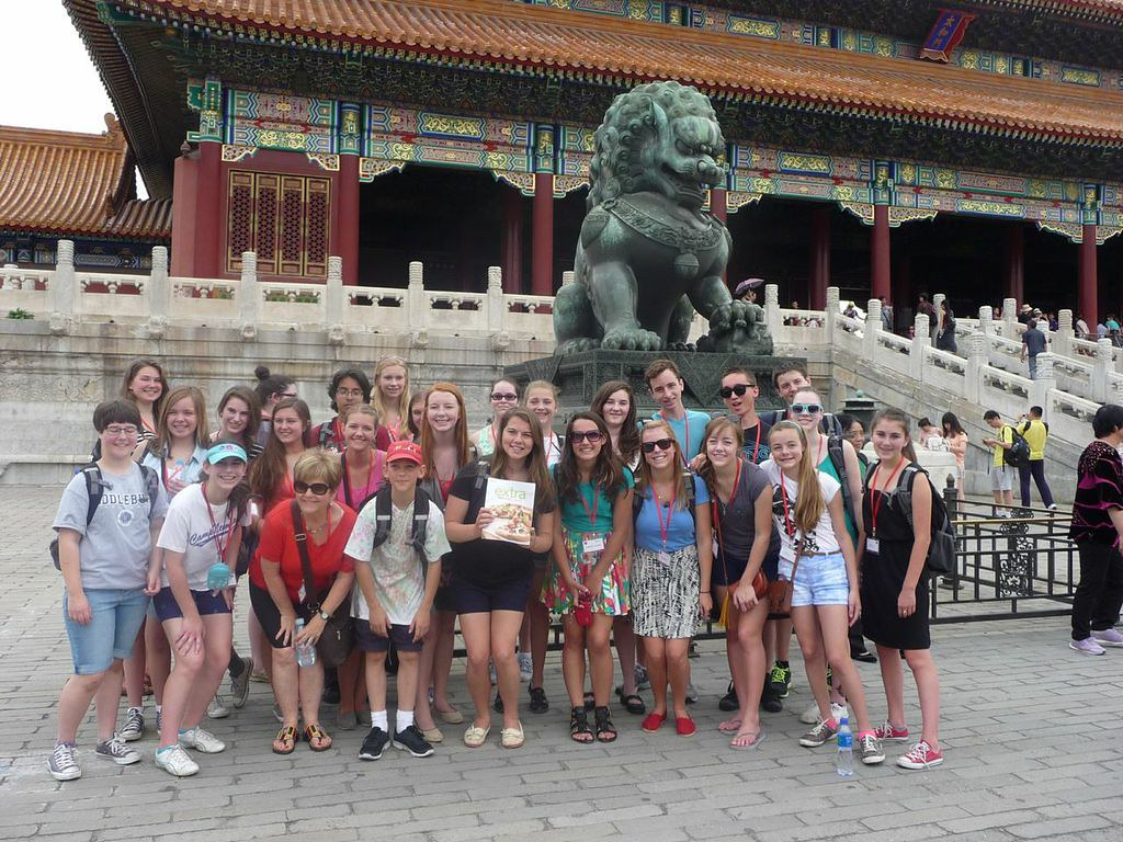 Sacramento Children's Chorus 2013 Tour of China