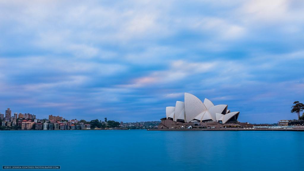 Sydney Waking Up