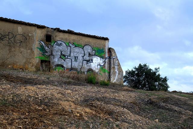 graffiti | cos | algarve . portugal 2013