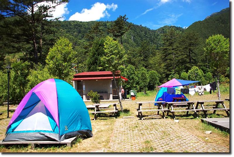 武陵露營區