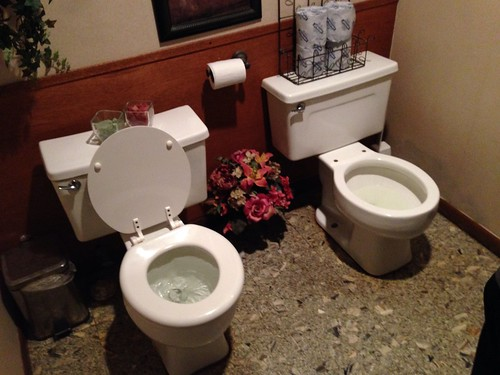 Double shitter at the Still in Templeton.