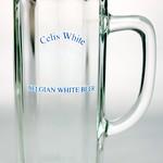 ベルギービール大好き!!【セリス・ホワイトの専用グラス (ジョッキ)】(管理人所有 )