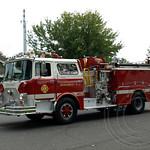 Mack Engine 462, Demarest Fire Department, New Jersey