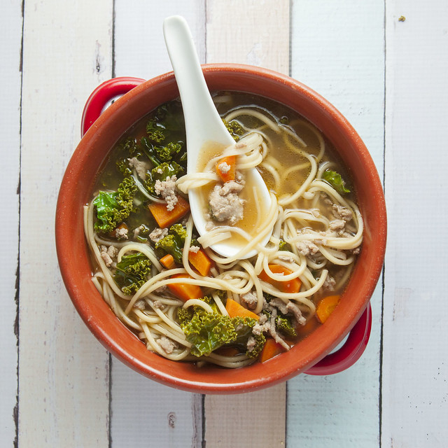 Chinese Noodle Soup 8