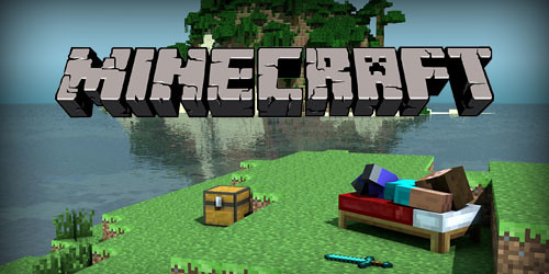 Minecraft update 1.8 Terrain Generator featured in a video