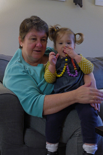 Grandma and Claire
