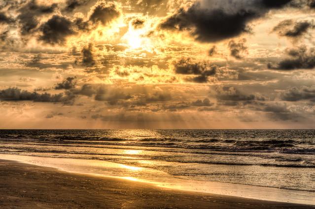 Ocean Isle Sunrise