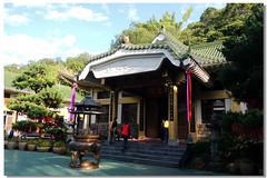 仙佛寺和武界水壩遊覽