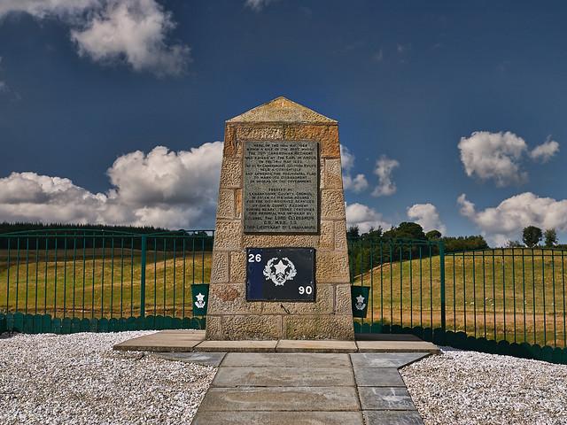 Cameronians' Memorial