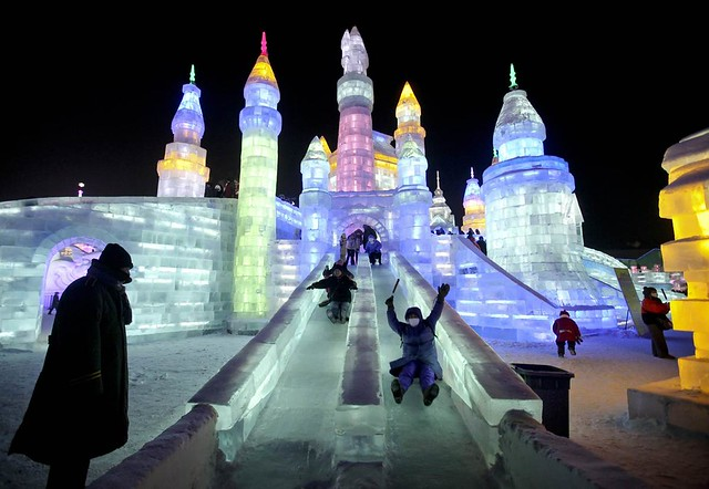 C - China Harbin Ice Festival 2014 - 16
