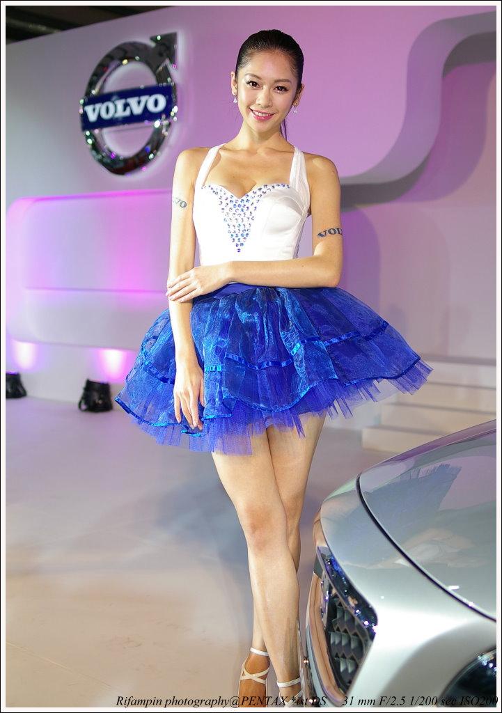 小公主眼裡的2014『台中』車展