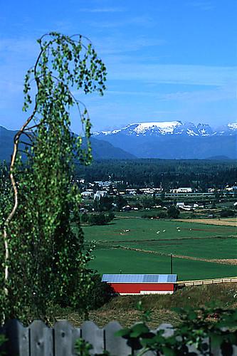 Comox Glacier, Comox Valley, Vancouver Island, British Columbia