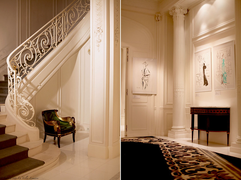 duo kres cKerrie Hess Illustration, Le Meurice Hotel, Parisopy