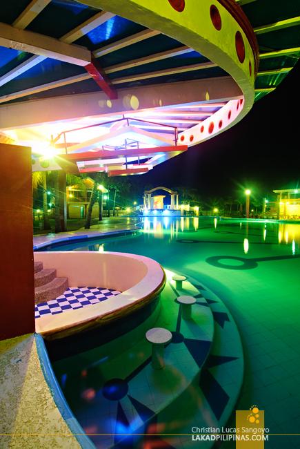 Maribert Inland Resort in Pontevedra, Capiz