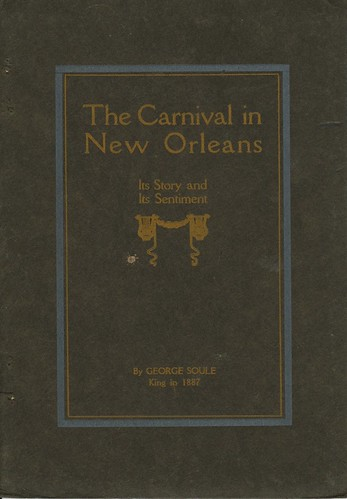 The Carnival in New Orleans