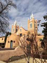 Felipe Neri Church Old Town Albuquerque New Mexico IMG_2751