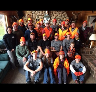 Becker Deer Camp 2013
