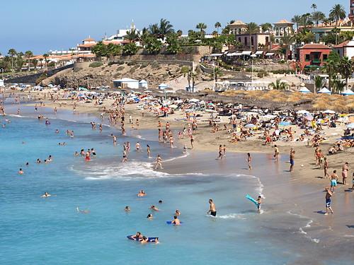 Beach Costa Adeje