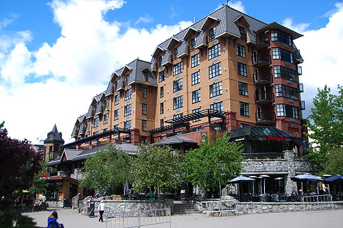 Whistler Village, Whistler, Whistler Valley, Sea to Sky, British Columbia, Canada