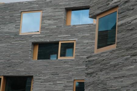 Laax: moderna po švýcarsku