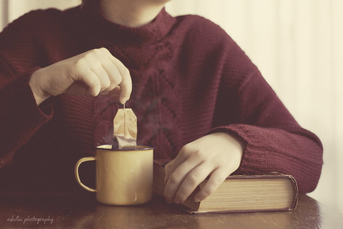 6/52 I love my warm cozy home in winter ♥