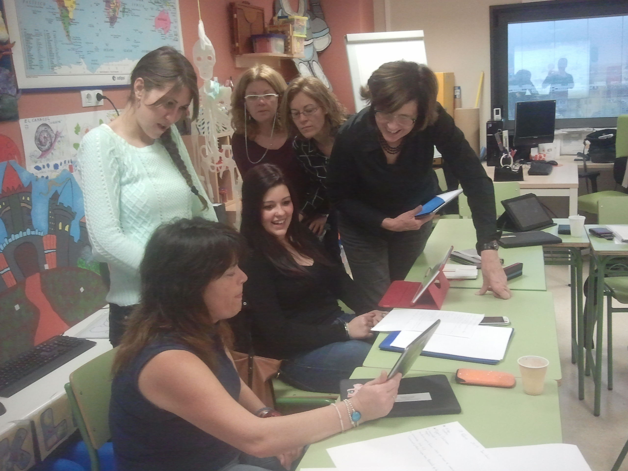 Mobile learning en aulas hospitalarias