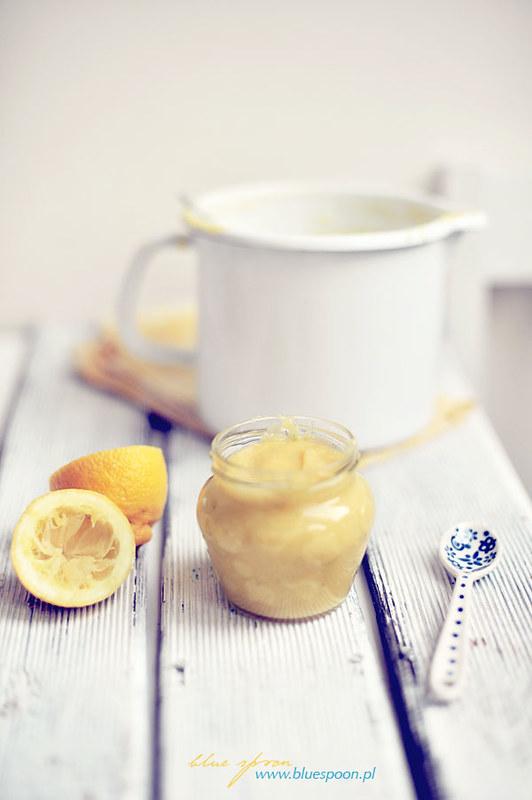 lemon curd - przepis