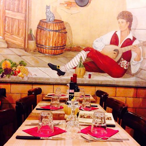 Dove mangiare tipico a Roma Trastevere