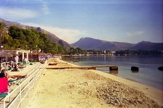 Puerto Pollensa Mallorca - 1998