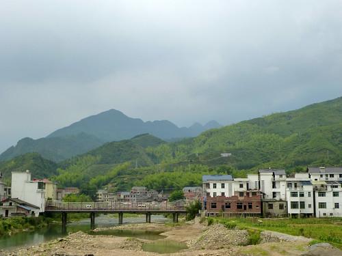 Jiangxi-Yushan-Sanqing Shan-bus (55)