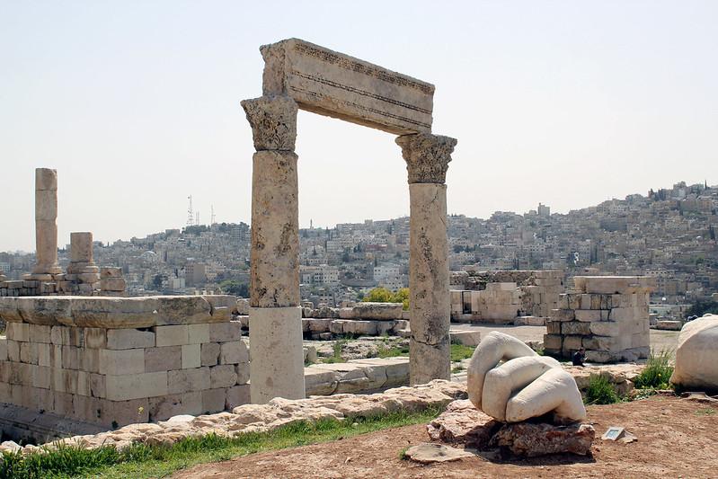 citadelle amman
