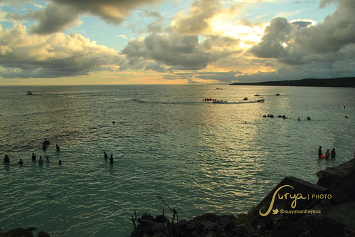 Matahari Terbenam di Tanjung Bira, Bulukumba