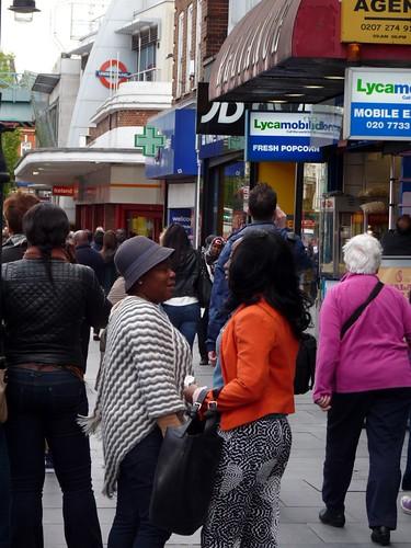 Women in Brixton