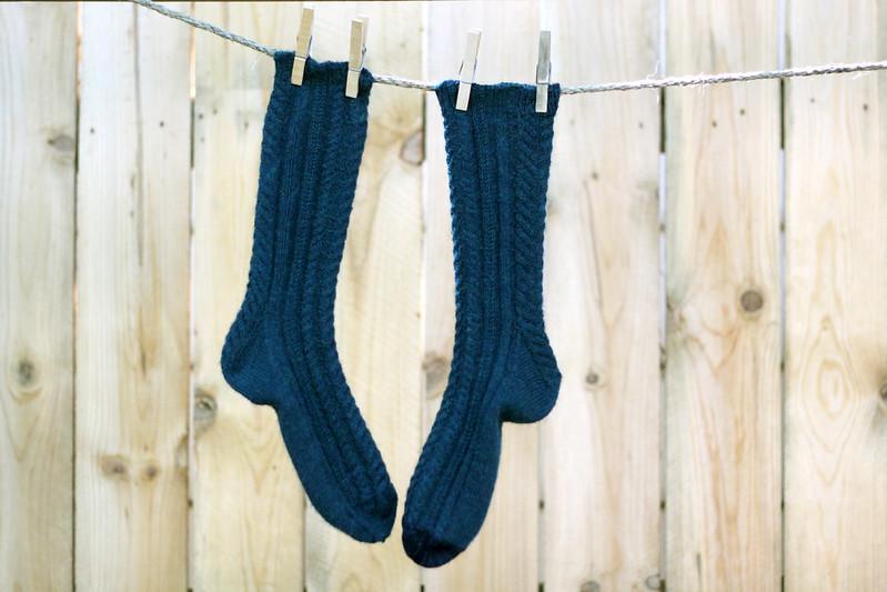 Furlough Socks