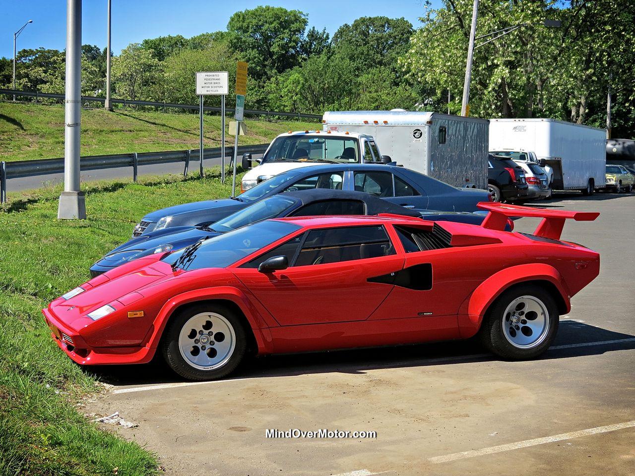 Lamborghini Countach in Greenwich CT