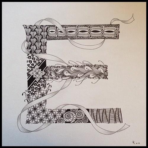 Zenletter E