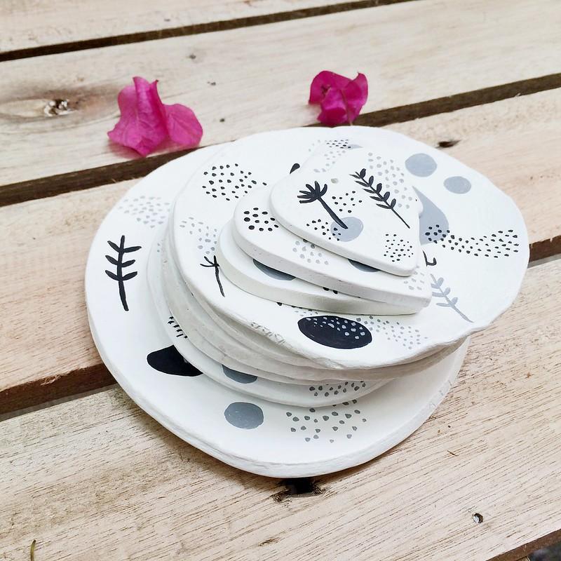 Handmade Dish by Mansy Abesamis