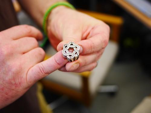 Iain Baird - New Puzzle Ring - 2