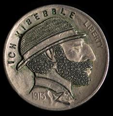 Sheeny Hobo Nickel 2
