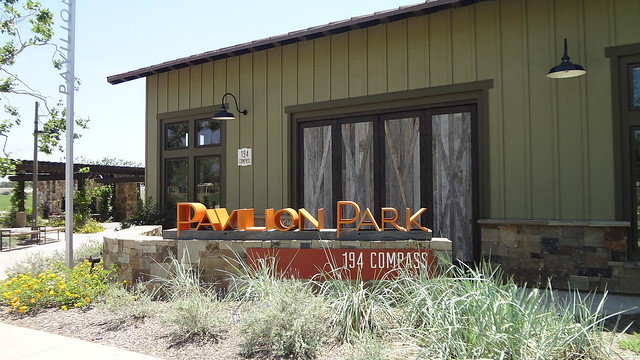 Irvine Pavilion Park