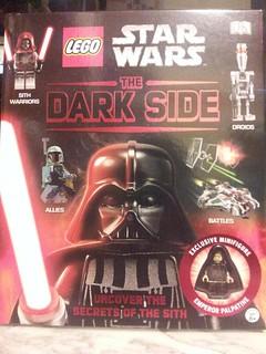 LEGO Star Wars Dark Side Book