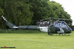 G-BXRL - XT630 - F9639 - Westland Scout AH1 - 140525 - Bruntingthorpe - Steven Gray - IMG_3148