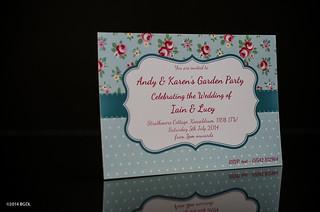 A Garden Party!