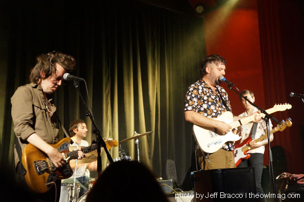 The Fresh and Onlys @ The Chapel, SF 7/5/14