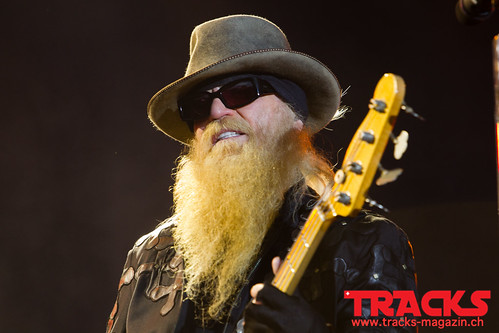 ZZ Top @ Rock the Ring - Hinwil - Zurich