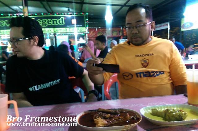 Mee Udang D'laila MMA Santai Corner